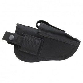 Right Left Tactical Pistol Hand Gun Holster Magazine Slot Holder