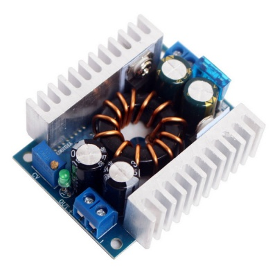 DC Boost 8-32V to 9-46V DC Voltage Converter Power Supply Module