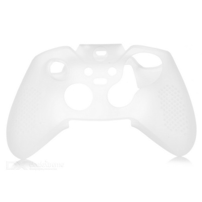 Protective Silicone Cover Case for XBOX ONE - White