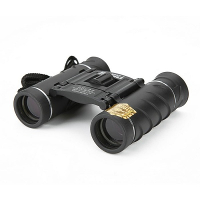 HD 20X 22 Waterproof Portable Binoculars - Black