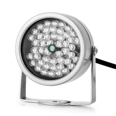 KELIMA LED 12V Night Vision Infrared Illuminator Light Fill Lamp