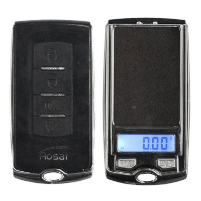 ATP-136 100g/0.01g Car Key Style Jewelry Scale / Mini Palm Scale