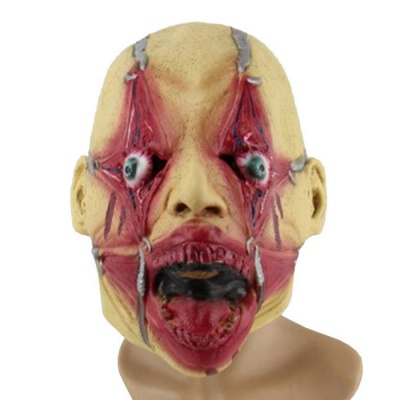 Terror Torture Prison Committed Zombie Ghost Mask