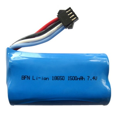 UDI902 UDI002 7.4V 1500mAh Li-ion Battery - Blue