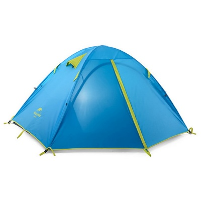 NatureHike Ultralight 2/3-Person Outdoor Camping Tent Kit - Blue