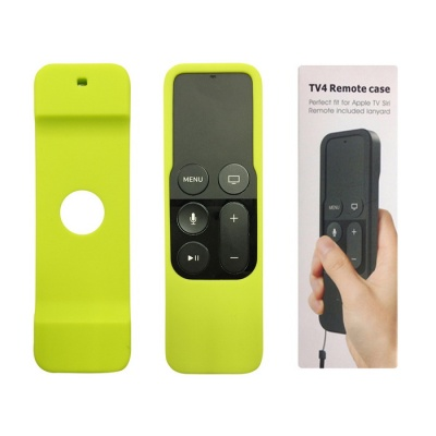 Apple TV Remote Case for Apple TV 4th Generation - Green