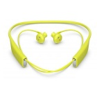 Sony SBH70 Water Resistant Sports Bluetooth Headset - Green