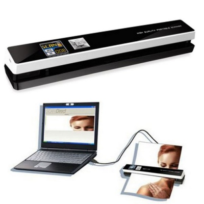 TSN480 Portable Scanner Automatic Paper Feeding Mini Office Scanner