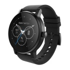 SMAWATCH SMA-09 Bluetooth 4.0 Smart Watch - Black (Leather Band)