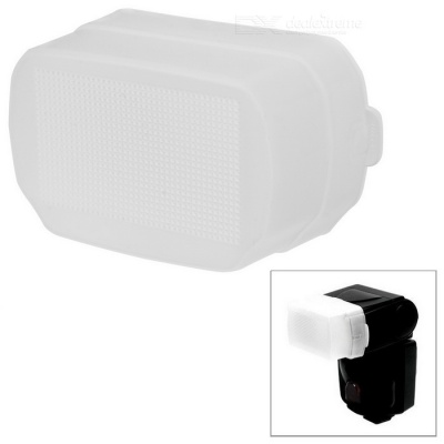 Soft Flash Diffuser for Canon 600EX-RT 600EX YN568 - White