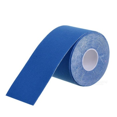 Cotton Muscle Physiotherapy Sticker -  Deep Blue (5 * 500cm)