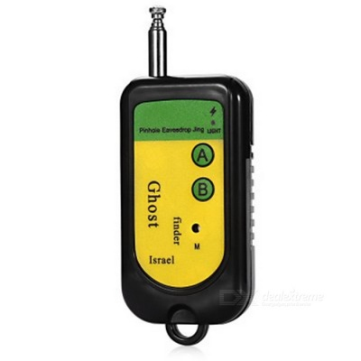 XSC XSC-20 Portable Mini Ghost Detector for Privacy Protection - Black