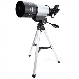 Phoenix HD F30070M High-powered SpaceTelescope Monocular w/ Tripod