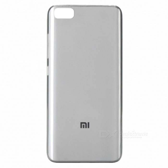 Original Clear Protective Case for Xiaomi Mi5 - Transluent Black