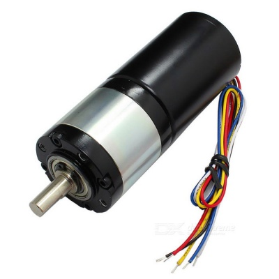42GP-BL4260 310rpm 24V Brushless DC Planetary Gear Motor