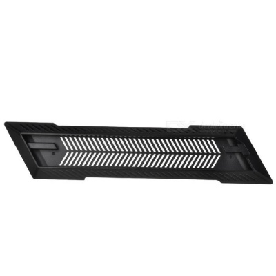Vertical Console Stand w/ Cooling Vents for Sony PS4 Slim - Black