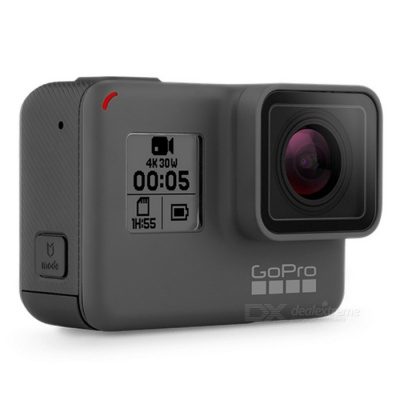 Gopro Hero 5 12MP 4K Sport Camera - Black