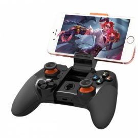 RKGAME 4th VR / iOS / Android / PC Bluetooth Gamepad Control - Black
