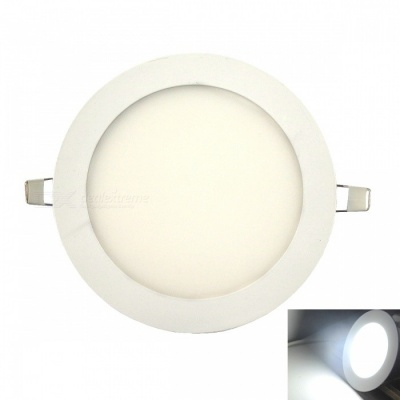 Ultra-thin 75-LED 2835SMD Cold White Embedded Ceiling Light