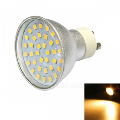 GU10 3W 3000K 300LM 2835 SMD 36-LED Warm White Energy Saving Lamp