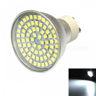 GU10 5W 6000K 500LM 2835 SMD 72-LED Cold White Energy Saving Lamp