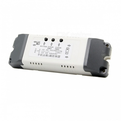 2 Channel 7-32V APP Wi-Fi Remote Control Switch Module
