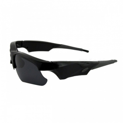 HD 720P 5MP CMOS Sunglasses Glasses Camera for Outdoor Sports