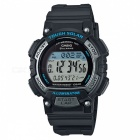 Casio STL-S300H-1ADF Sport Watch - Black + Silver (Without Box)