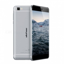 ULEFONE FUTURE Android 6.0 4G Mobile Phone w/ 4GB RAM 32GB ROM - Grey