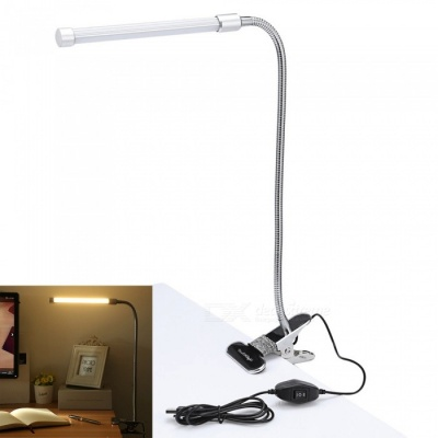 YouOKLight 2-Mode Dimmable USB 25-LED Warm White Light Reading Lamp