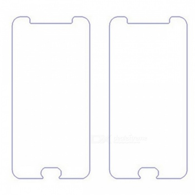 Dazzle Colour Tempered Glass Screen Protector for UMI Plus (2 PCS)