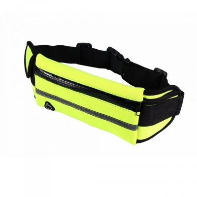 KICCY Waterproof Outdoor Sports Running Mobile Phone Bag - Green
