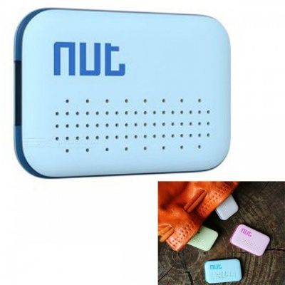 KICCY Multi-functional Nut Mini Smart One Touch Find Tracker - Blue