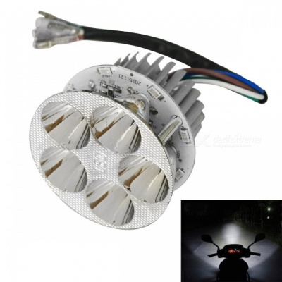 Jiawen 10W 2.8inch LED Universal Motorcycle Headlight (DC 12~36V)