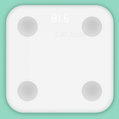 New 2017 Xiaomi Bluetooth 4.0 Ultra-thin Body Scale