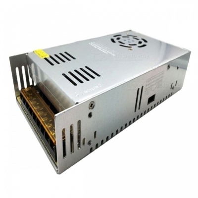 12V 30A 360W Switching Power Supply Driver for LED - White