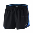 ARSUXEO Sport Marathon Running Men's Casual Short Pants - Blue (XL)