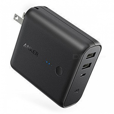 Anker PowerCore Fusion 5000 2-in-1 Portable Charger / Wall Charger