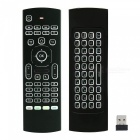 Kitbon MX3-L Backlit 2.4GHz Double Keyboard Wireless Air Fly Mouse