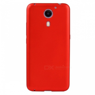 "OCUBE TPU Protective Back Cover Case for Umi Plus 5.5"" Mobile - Red"