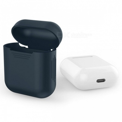 90SMART Protective Silicone Cover Skin for APPLE Airpods
