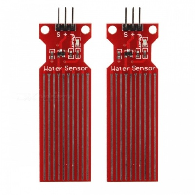 Hengjiaan Rain Water Level Sensor Modules for Arduino (2Pcs)