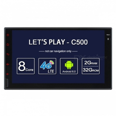 Ownice C500 Octa-Core Android 6.0 Car PC Universal 2 Din for Nissan