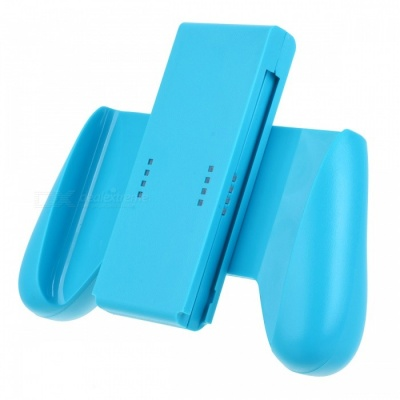 ABS Game Playing Stand Holder for Nintendo Switch Joy-Con - Blue