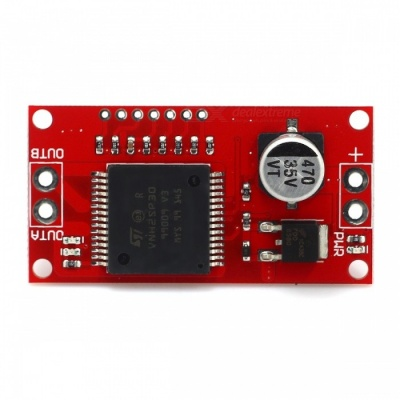 Monster Motor Shield for Arduino (Works with Official Arduino Boards)