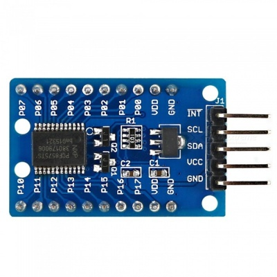 OPRN-SMART PCF8575 IO Expander Module I2C to 16IO for Arduino