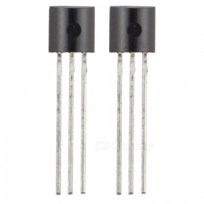 Hengjiaan DS18B20 Digital Temperature Sensor Thermometers (2PCS)
