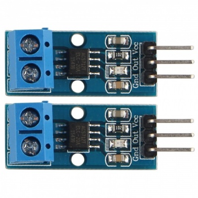 Hengjiaan 20A Range Current Sensor Modules (2 PCS)