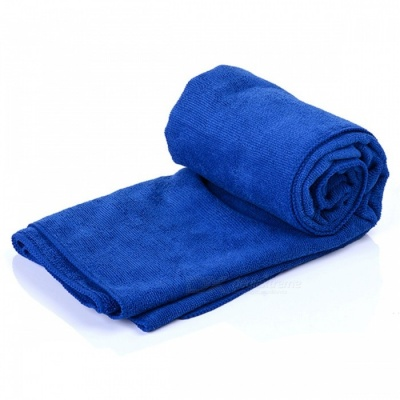 Naturehike Anti-Bacterial Quick Dry Travel Bath Towel - Royal Blue