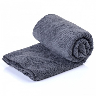 Naturehike Anti-Bacterial Quick Dry Travel Bath Towel - Grey
